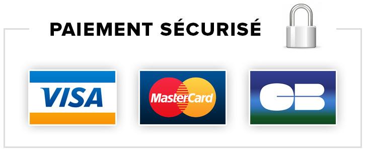 Logo paiement sécurisé